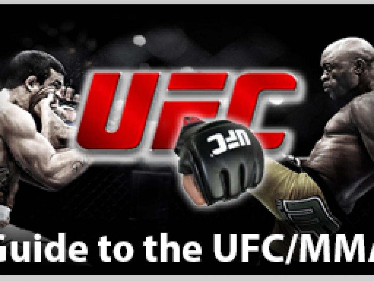 Situs Taruhan UFC