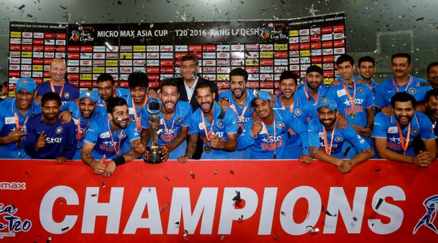 Asia Cup Betting Sites